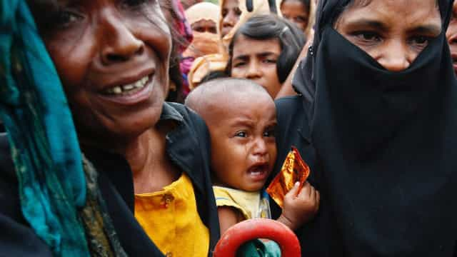 Polícia indiana deteve 61 rohinyas esta semana
