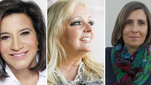 Três mulheres. Três histórias. Três destinos que se cruzam nas eleições