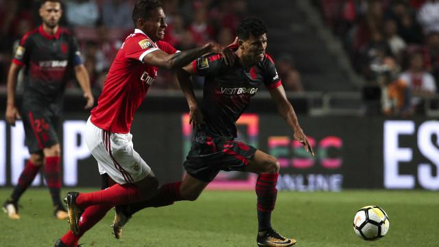 [1-1] Benfica-Sp. Braga: Ricardo Ferreira assina o empate