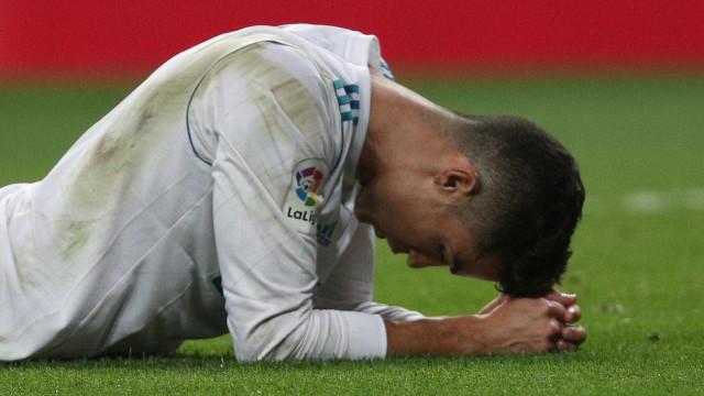 'Choque' em Espanha: Betis vence e tira recorde mundial ao Real Madrid