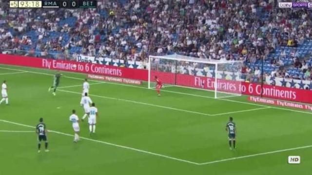 Aos 90+4': O golo que gelou o Santiago Bernabéu