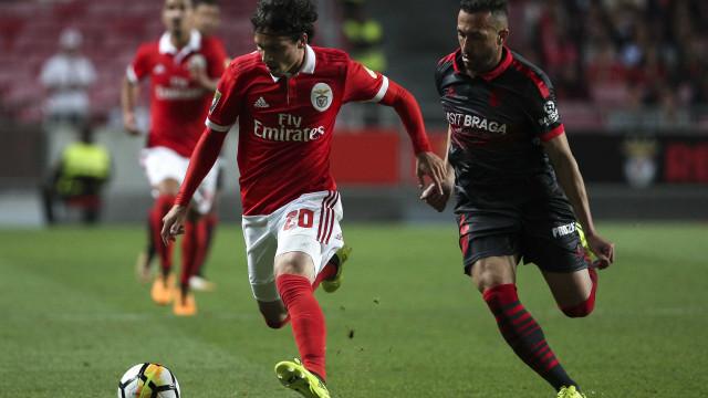 Não há duas sem três: Benfica volta a 'escorregar'