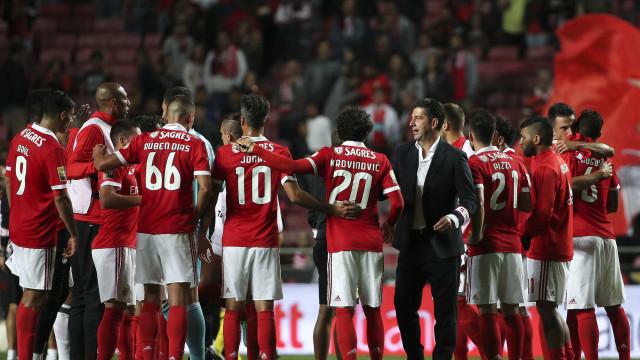 """""""Tempo é o que o Benfica precisa, tempo é a chave"""""""