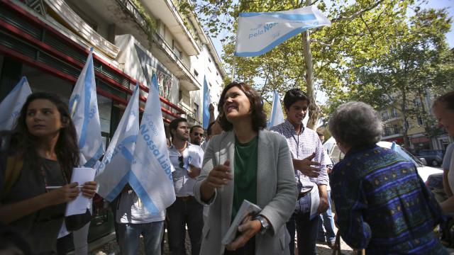 Áreas Metropolitanas de Lisboa e Porto na 'rota' dos líderes partidários
