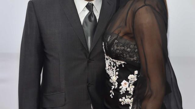 Gina Torres anuncia separação de ator de 'Matrix'