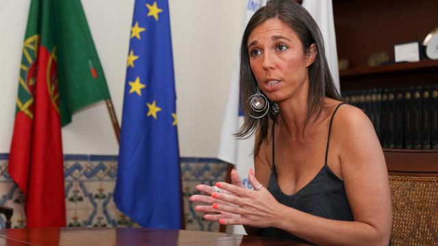 Ana Rita Cavaco recebe apoio de dois sindicatos que não convocaram greve