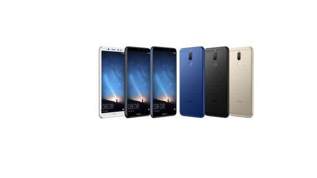 Surgiram imagens da versão 'Lite' do próximo topo de gama da Huawei
