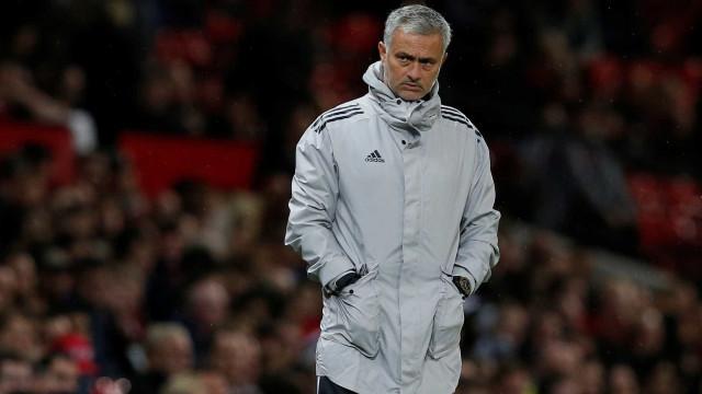 Mourinho deixa uma garantia da próxima vez que encontrar David Beckham