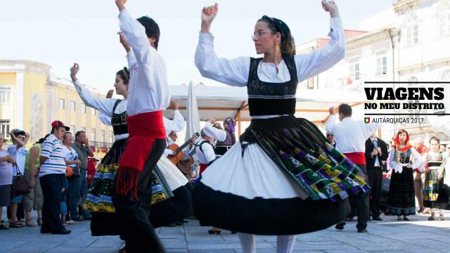 Viagens no Meu Distrito: Nas romarias de Viana, irá o PS bailar sozinho?