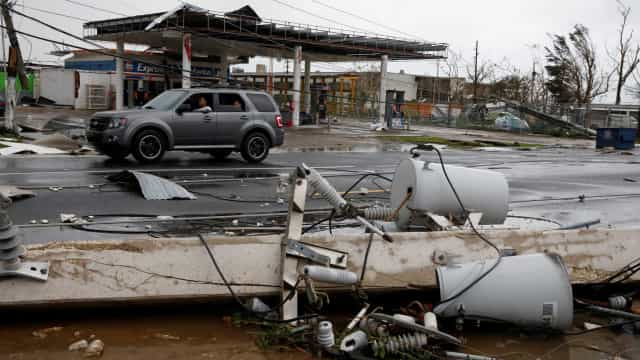 Porto Rico reconhece mais de 1.400 mortos na passagem do furacão Maria