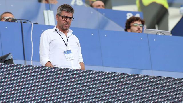 Francisco J. Marques deixa pergunta a Abel com o Benfica ao barulho