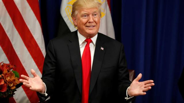"""Coreia do Norte responde a Trump: """"Parece um cão a ladrar"""""""