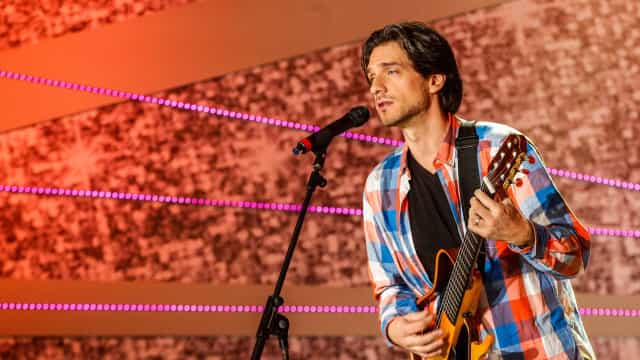 Novo álbum gravado ao vivo de Rogério Charraz editado na sexta-feira