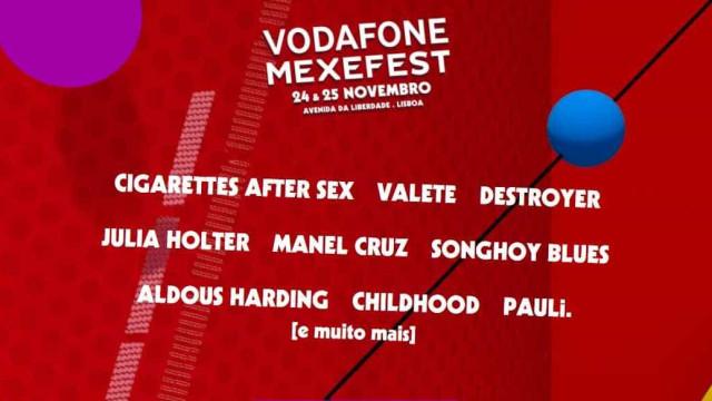 Há novas confirmações para o festival que 'aquece' a Avenida da Liberdade