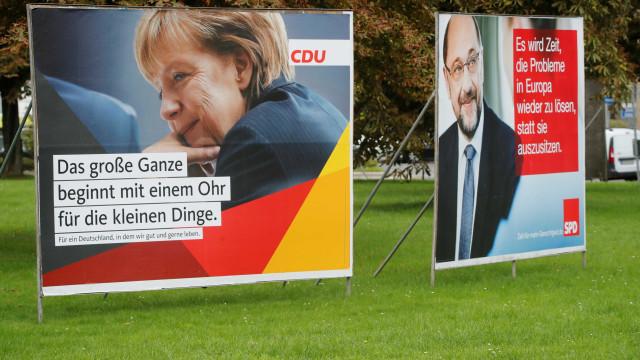 Merkel caminha para quarto mandato. O que fará Schulz?