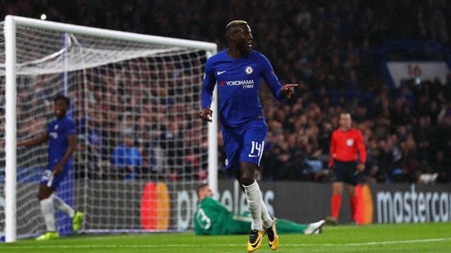 Bakayoko envolvido em acidente de viação após treino do Chelsea