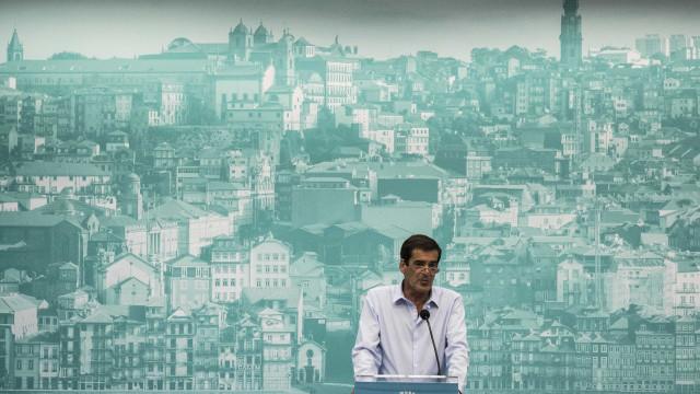 """Rui Moreira frisa """"voz política"""" ganha pelo Porto nos últimos quatro anos"""