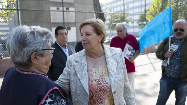 "Candidata da CDU acusa Governo de ""afronta e desprezo"" aos portuenses"