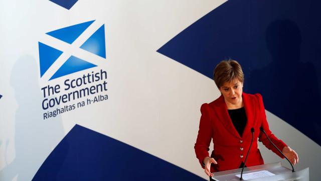 Maioria dos escoceses é contra independência e novo referendo