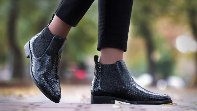 Com estilo e os pés bem assentes no chão. As alternativas aos saltos