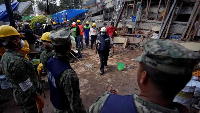 México: 11 crianças resgatadas com vida. Caso 'Frida', afinal, não existe