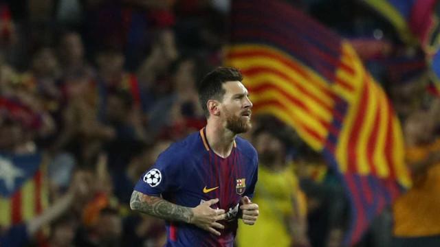 A mensagem de Messi e Suárez para um menino que sobreviveu ao sismo