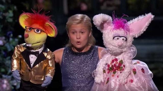 Tem 12 anos, venceu um concurso e terá um show em Las Vegas