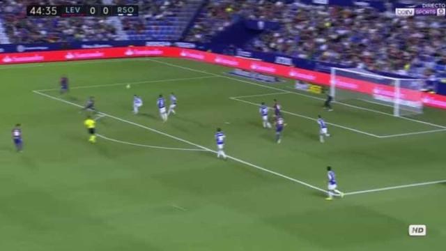 De Espanha chega um candidato ao Puskas... que não é de CR7 nem Messi