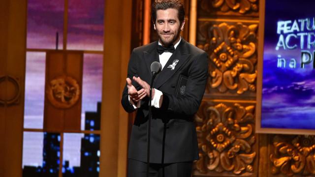 Ser pai está nos planos de Jake Gyllenhaal