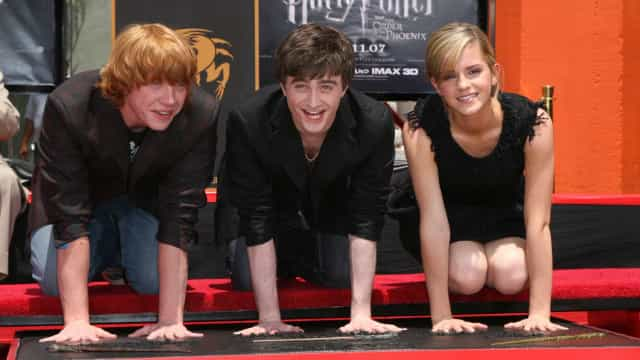 Os factos mais curiosos sobre o elenco de Harry Potter