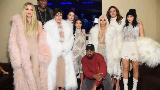 Irmãs Kardashian falam da falsa notícia da morte de Lamar Odom