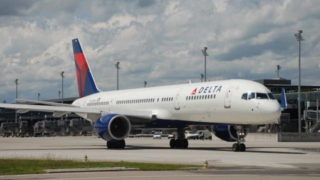 Passageiros da Delta Airlines regressam a Nova Iorque hoje