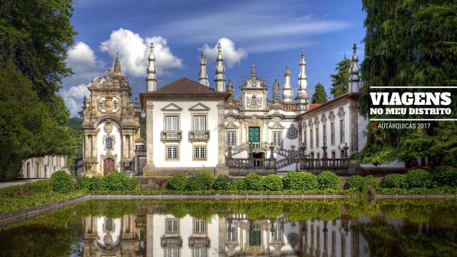 Viagens no Meu Distrito: Quem vencerá luta (sempre) renhida de Vila Real