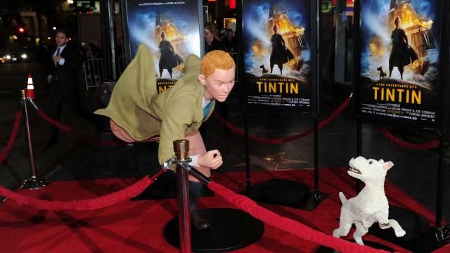 Lembra-se de Tintin? Filósofo diz que é uma rapariga