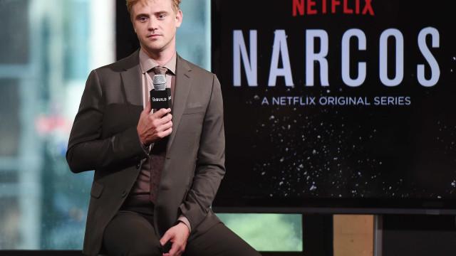 Ator de 'Narcos' vai ser pai pela primeira vez