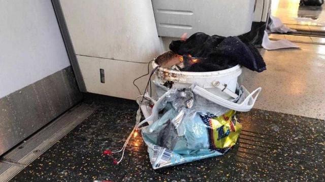 Bomba utilizada no atentado de Londres estava carregada de explosivos