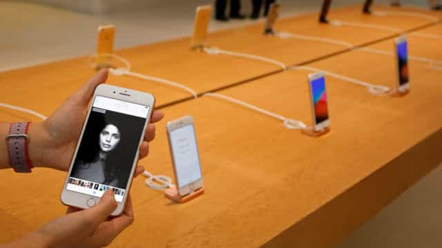Apple alterou estratégia para o iPhone 8... e não resultou