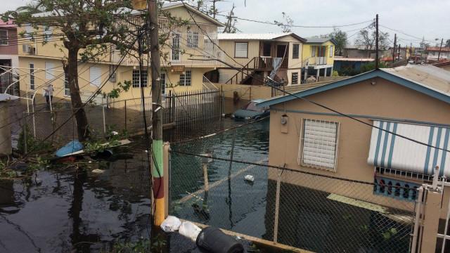 Número de mortes provocadas pelo furacão Maria sobe para 33 nas Caraíbas
