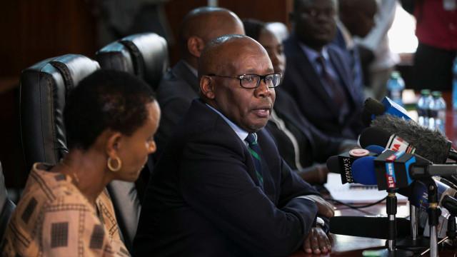 Quénia não terá crise constitucional em caso de adiamento das eleições