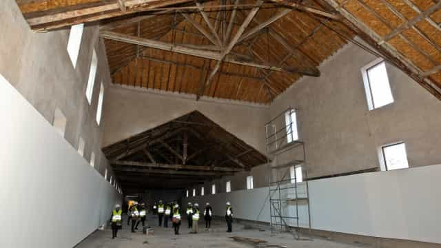 Inauguração da Casa de Arquitetura vai decorrer em três dias