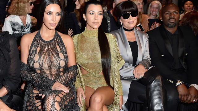 Mulher armada invade loja do clã Kardashian