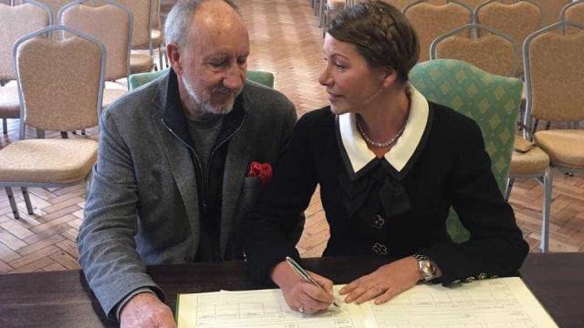 Pete Townshend revela que casou em segredo com Rachel Fuller