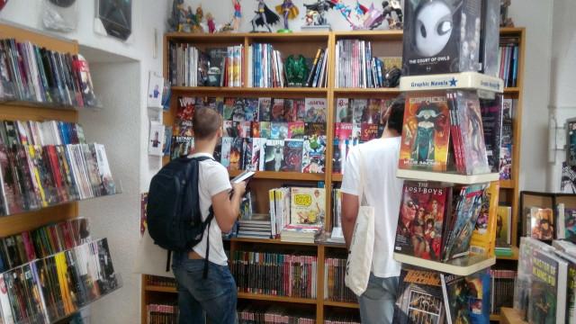Há super-heróis a morar em Lisboa. 'Vizinhos amigáveis' ao virar esquina