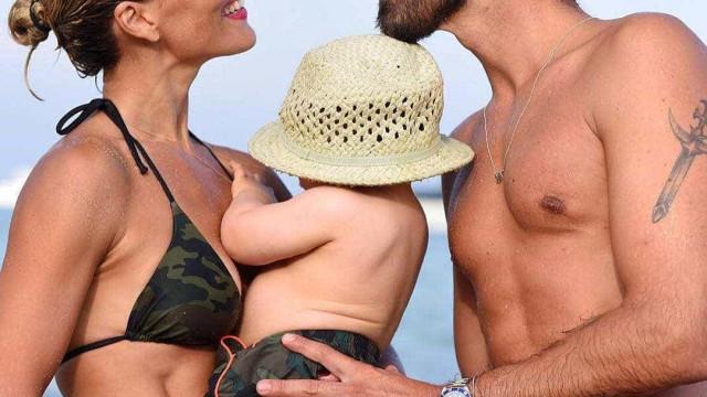 """Ana Rita Clara declara-se: """"Daria a minha vida por ti sem hesitar"""""""