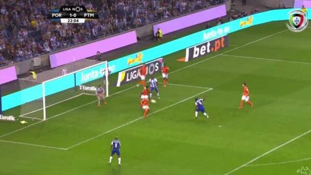 Foi assim que Aboubakar carimbou o segundo do FC Porto