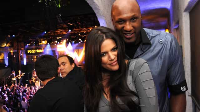 """Khloé Kardashian pensou que ex-marido tinha morrido: """"Gritei"""""""