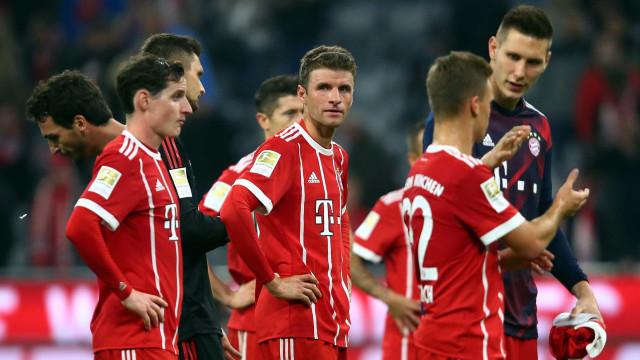 Bayern empata em casa com Wolfsburgo e desperdiça liderança isolada