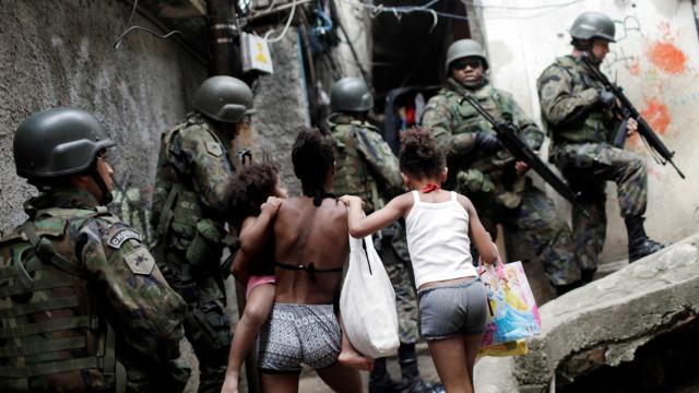 Duas mulheres grávidas assassinadas no Rio de Janeiro