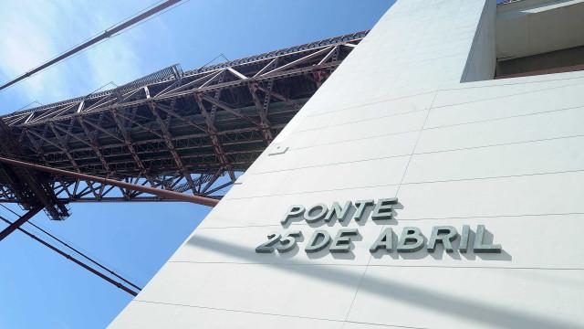 Miradouro na Ponte 25 de Abril abre hoje. Curioso para o visitar?