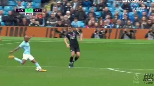 Guardiola sacou 'coelho da cartola' e fechou goleada com 'obra-prima'